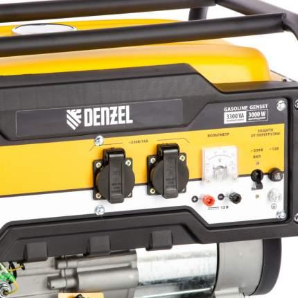 Генератор бензиновый Denzel 946834