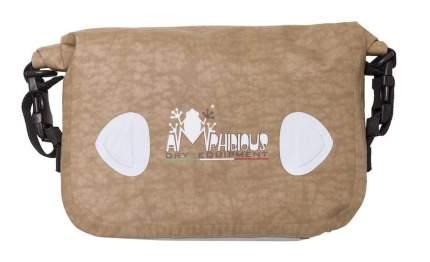 Боковая сумка на мотоцикл Amphibious Sidebag 4/5,5 литров (Песочный)