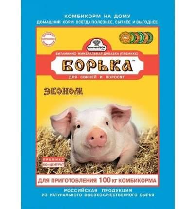 Пищевая добавка для свиней Капитал-ПРОК Борька, Эконом концентрат 500 г