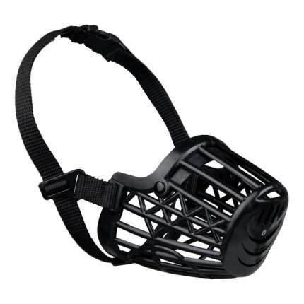 Намордник TRIXIE XL 31см (пластик) черный