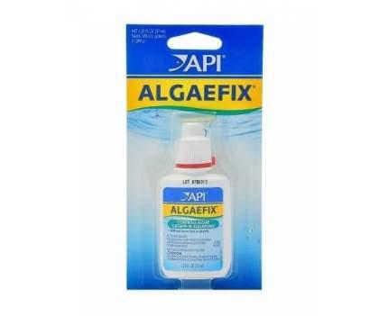 Средство для борьбы с водорослями в аквариуме API Альджефикс 37 мл