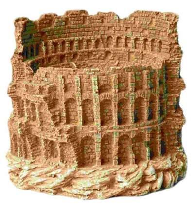 Декорация для аквариума Hydor Колизей, полиэфирная смола, 16,1х14х14 см