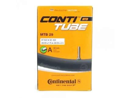 """Велосипедная камера Continental MTB ZCO82171 29"""", 1,75-2,5"""""""