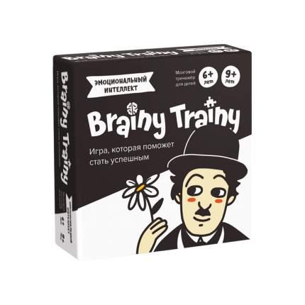 Игра-головоломка BRAINY TRAINY УМ462 Эмоциональный интеллект