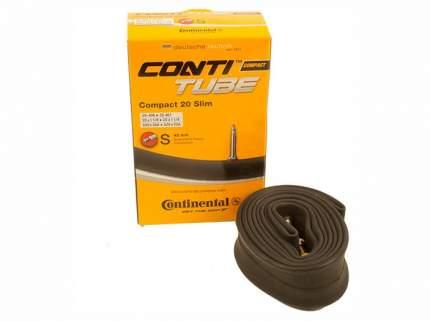 """Велосипедная камера Continental Compact 20"""", 1,1-1,4"""""""