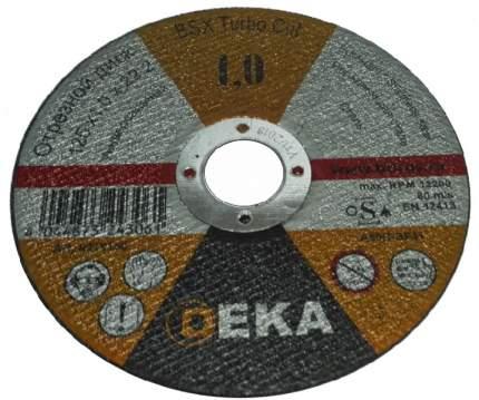 Диск отрезной абразивный EKA 9019150