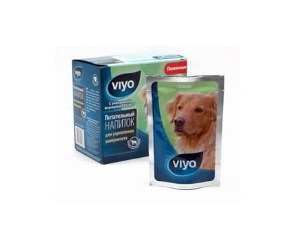 Пребиотический напиток для укрепления иммунитета для пожилых собак VIYO 30мл