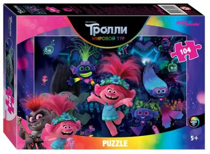 Пазл Step Puzzle Trolls - 2, 104 элемента
