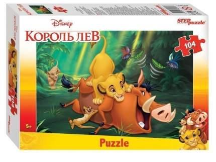 Пазл Step Puzzle Король Лев, 104 элемента