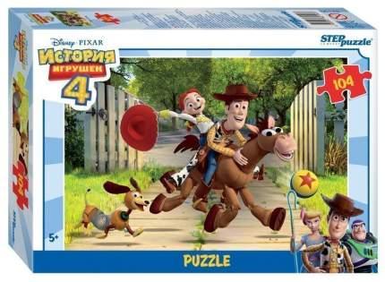 Пазл Step Puzzle История игрушек - 4, 104 элемента