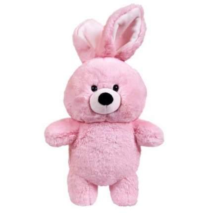Мягкая игрушка Abtoys Флэтси. Кролик розовый, 27см