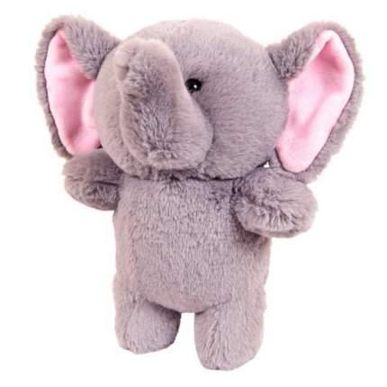 Мягкая игрушка Abtoys Флэтси. Слон серый, 27см