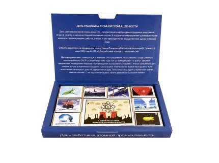Спички сувенирные бытовые Красный Маяк 11 40 шт в упаковке