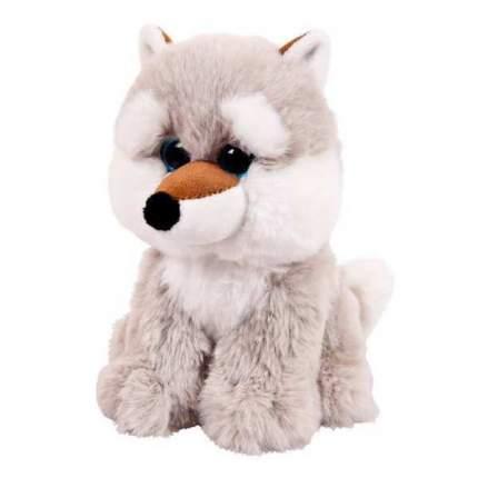 Волк серый, 15 см игрушка мягкая