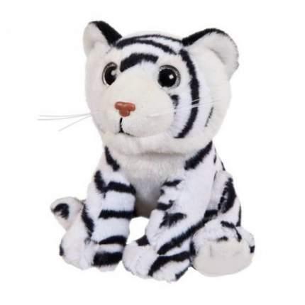 В дикой природе. Тигренок Бенгальский белый, 15 см игрушка мягкая