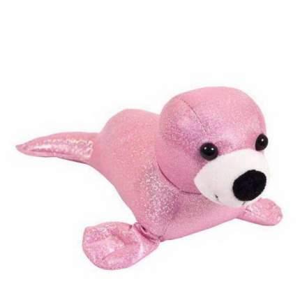 Тюлень розовый, 26 см игрушка мягкая
