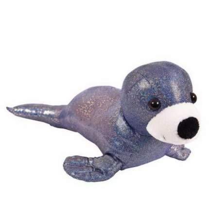 Мягкая игрушка Abtoys Тюлень синий, 26 см