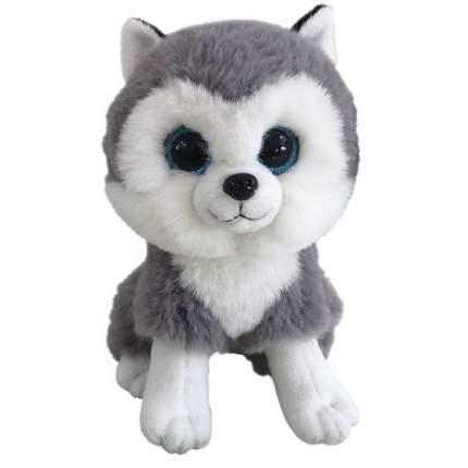 Мягкая игрушка Abtoys Собачка Хаски, 15 см