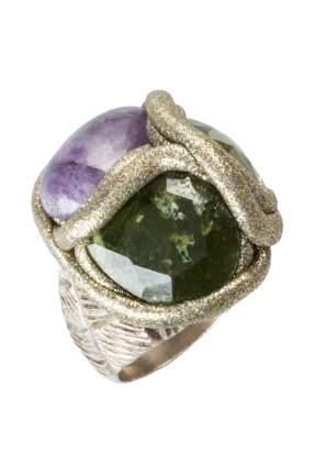 Кольцо женское Estrosia ANK100R17 фиолетовое