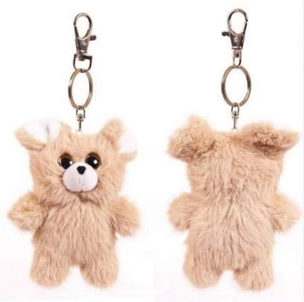 Брелок Junfa Toys Флэтси Мини, Мышка с подвесом 9,5 см