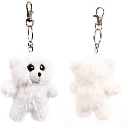 Брелок Junfa Toys Флэтси Мини, Мишка с подвесом 9,5 см