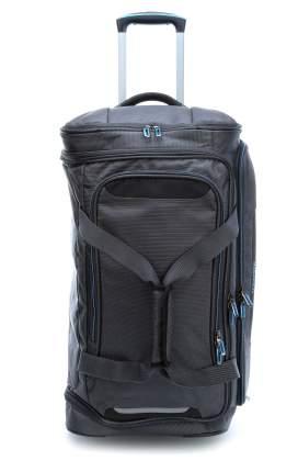 Дорожная сумка Travelite Crosslite anthra/turquoise 69 x 33 x 36 см