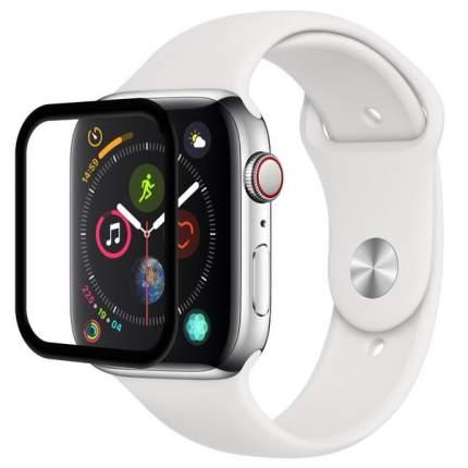 Защитное стекло Krutoff Full Glue 3D для Apple Watch 4 (44mm)
