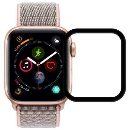 Защитное стекло Krutoff Full Glue 3D для Apple Watch 4 (40mm)
