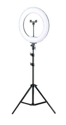 Кольцевая лампа Ring Supplementary Lamp 36 см (с пультом управления)