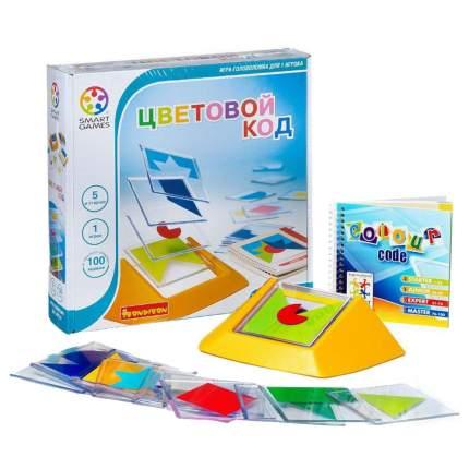 Логическая игра Bondibon Цветовой код ВВ0352