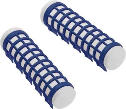 Набор бигуди термо Dewal Beauty диаметр 17 мм, длина 68 мм (6 штук) синие