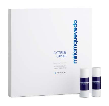 Сыворотка для волос Miriamquevedo Extreme Caviar Bio-Regenerative Shock Treatment 10 амп