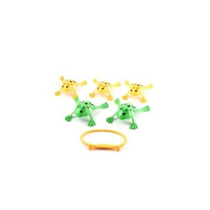 Игровой набор Лягушки LC233