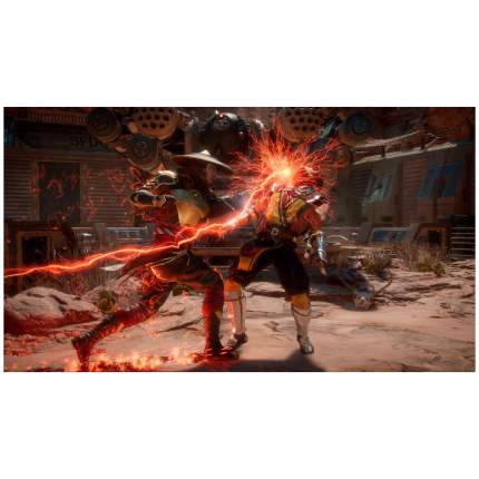 Игра Mortal Kombat 11 для PlayStation 4