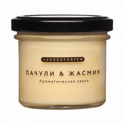 """Свеча ароматическая """"Пачули-Жасмин"""" Laboratorium 100 мл"""