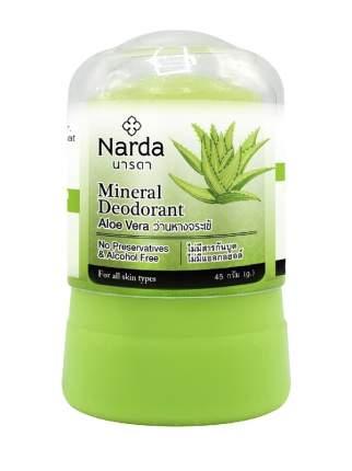 Дезодорант NARDA кристаллический Алоэ Вера 45 гр