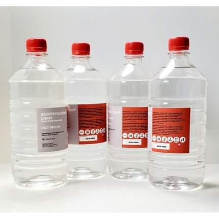 Чистящее средство для принтеров изопропиловый спирт абсолютированный ГОСТ 4л