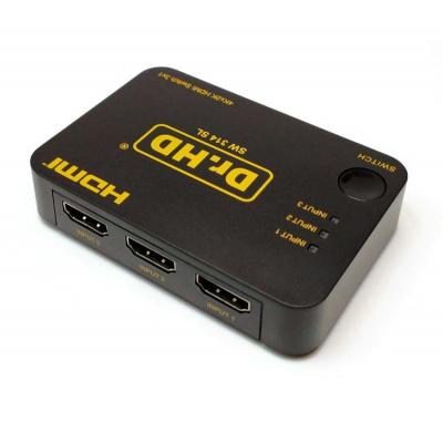 Сплиттер HDMI переключатель 3x1 / Dr.HD SW 314 SL