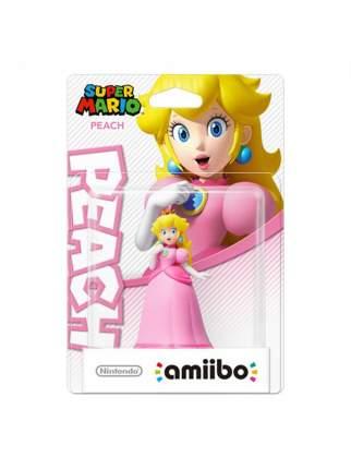 Фигурка Amiibo Пичу (коллекция Super Mario)