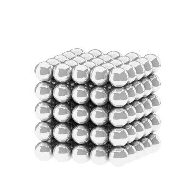 Магнитный конструктор Neocube 125 деталей, белый