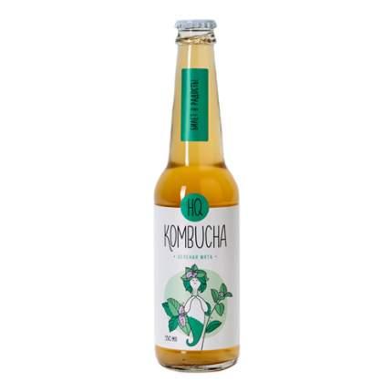Напиток безалкогольный Зеленая мята