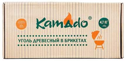 Уголь Kamado Joe УГ047 Уголь 4,7 кг