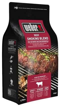 Щепа для копчения cмесь для говядины Weber 17663 0,7 кг