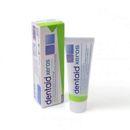 DENTAID® Xeros зубная паста для устранения сухости полости рта, 75 мл