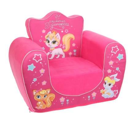 Кресло Кипрей Настоящая принцесса, розовый