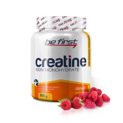 Be First Micronized Creatine Powder 300 г малина