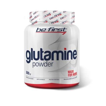 Be First Glutamine Powder 300 г цитрусовый микс
