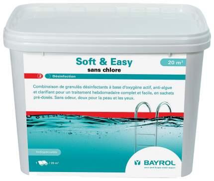 Средство для чистки бассейна Bayrol Intex 1050 Софт энд Изи 5,04 кг