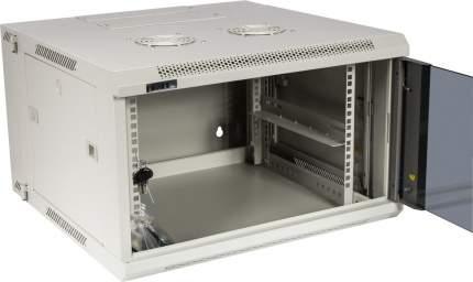 Шкаф настенный 12U Lanmaster TWT-CBW3-12U-6X6