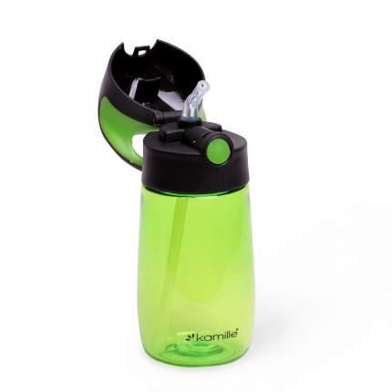 Бутылка детская для воды Kamille 350мл из пластика